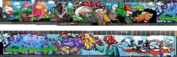GRAFFITI SUMMER DAYS - MOMBRETTO (MI) - ITALY
